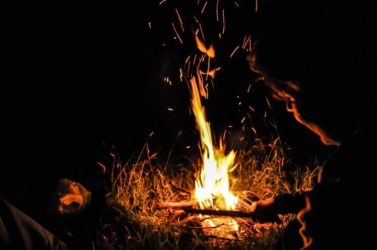 fogata camping villa de leyva