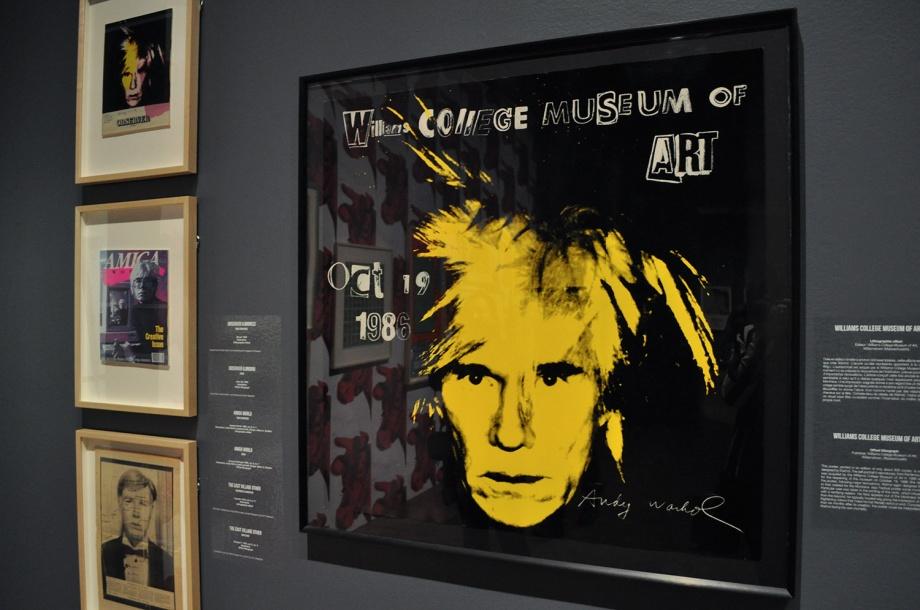 Warhol, montreal, fine art museum, muséée des beaux-arts, montreal blogger