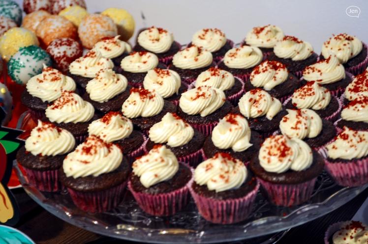 Cupcakes, spicy, cinco de mayo, fiesta