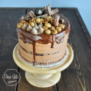 chao gato, montreal baker, montreal cakes, home baker, love to bake, sweet tables, montreal catering, montreal entrepreneur, chocolate ganache, chocolate cake, nutella ganache, nutella cake